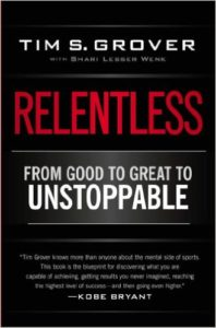 relentless - tim s. grover